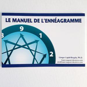 Outil Le manuel de l'Ennéagramme