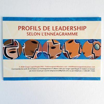 Outil Profils de Leadership