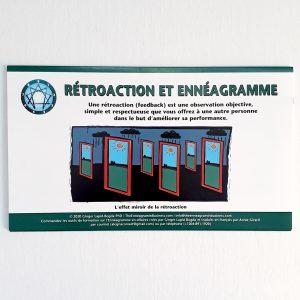 Outil Rétroaction et Ennéagramme